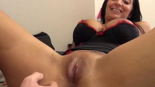 French milf Lou analfucked