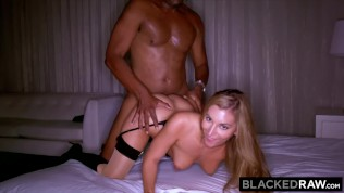 BLACKEDRAW Classy hot wife destroyed by bbc