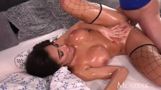MOM Huge tits British MILF Ava Koxxx cheating on her husband
