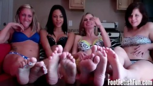 Stinky Feet Worshiping And Foot Fetish Videos