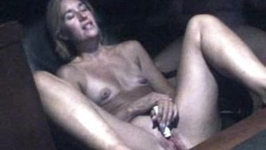 Tiny titted wife satisfied by her horny hubby