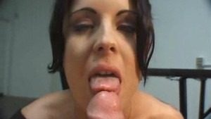 Hot Chick Blow Job 1