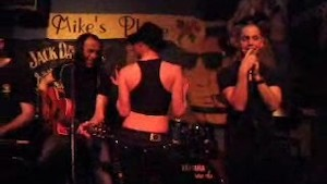 striptease at mikes place