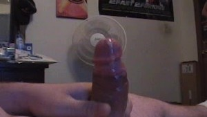 Shaved Dick Oozing