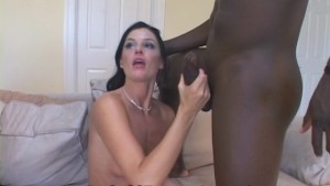 Hubby Jealous Of 2 Black Cocks