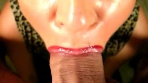 New Years Blowjob