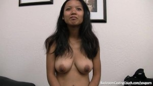 Accidental Anal Asian