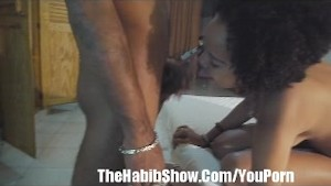 Caught on Tape..Dominican Couple Cheating on GF