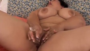 Big tits asian BBW