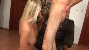 Natural Titted Blonde Gets Banged - CzechSuperStars