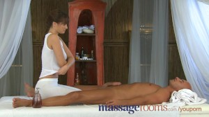 Massage Rooms Rita sessions - beautiful busty masseuse