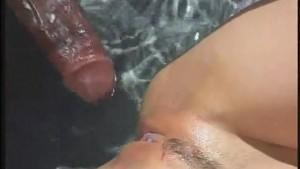 Cytheria gets a big black dick to make her squirt - Critical X