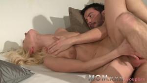 MOM Blonde MILF enjoys a good fucking