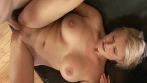 Hot Blonde Milf Juliana Deep Cock Fucked