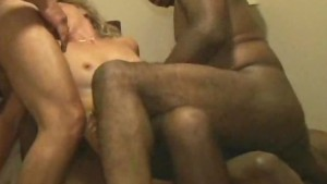 husband watches his horny wife getting fucked by the huge BBCs of lucky strangers!!