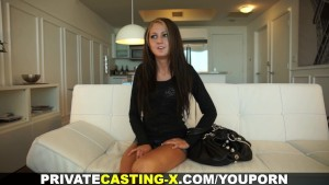 Private Casting-X - A cutie from up north