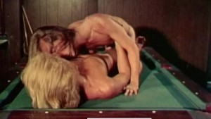 Two Blonde Men Fuck on a Pool Table - DUFFY S TAVERN (1975)