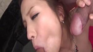 DazzlingTsubasa Aihara deals two cocks in rough scenes