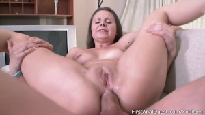 Anal Penetration of a Teen Girl s Ass is Always Special