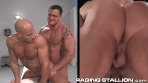 RagingStallion Sean Zevran Takes That Cock