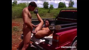 Sheila Scott Gets Her Warm Wet Pussy Serviced By a Big Cock