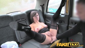 Fake Taxi Driver enjoys a good milf arse rimming