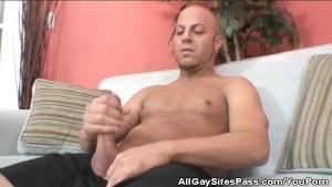 Horny KJ Masturbating