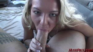She wants to fuck in front of everybody!