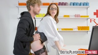 Dickhancement - Naughty doctor Chanel Preston