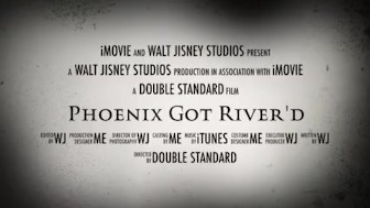 Trailer for Phoenix Got River'd