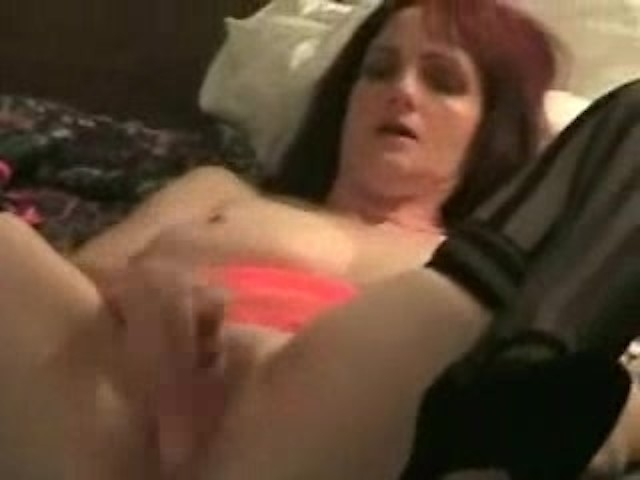 Amateur Wife Using Dildo