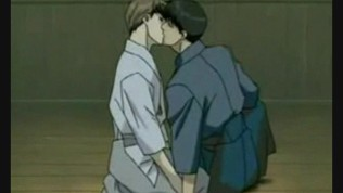 WARNING! Gay Anime Alert!