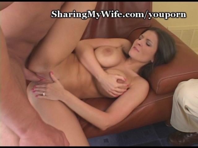 My Wifes Big Tit Friend