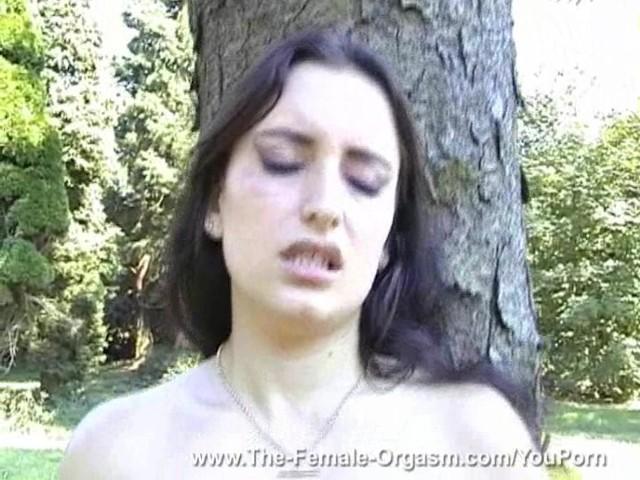Real Female Massage Orgasm