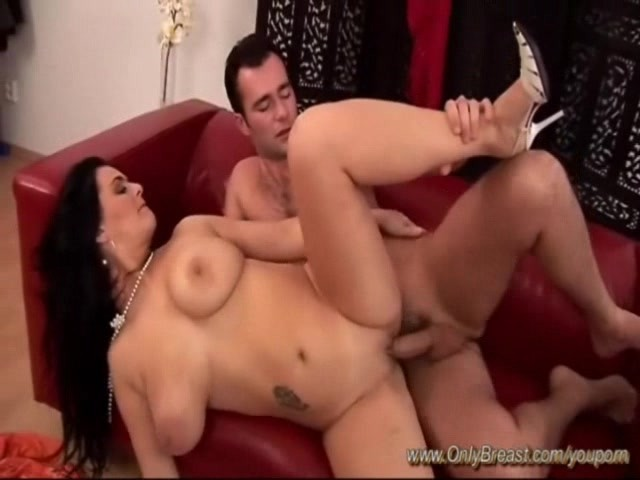 Huge Natural Boobs Solo