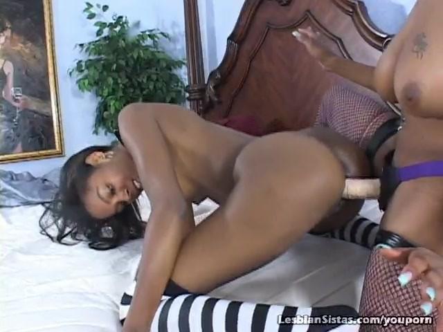Ebony Lesbians Want Dick