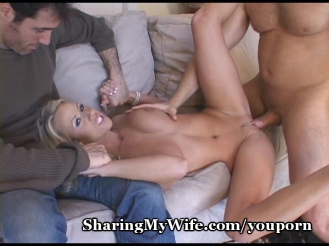 Wife Plays Husbands Friend