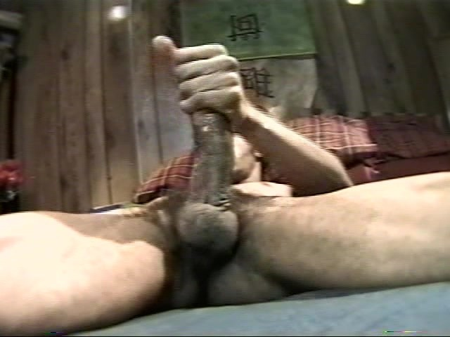 Jerking Big Black Cocks Cum