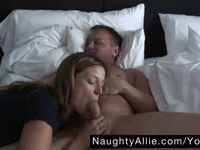 Wife Pegging Husband Orgasm