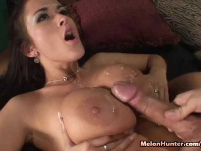 Mature Latina Titty Fuck