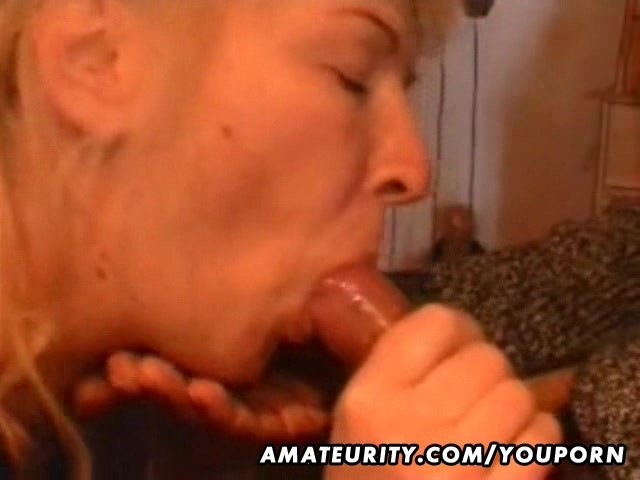 Extreme Bondage Blow Job