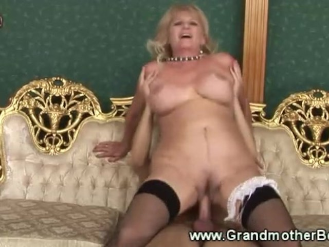 Fucking My Girlfriends Old Mom