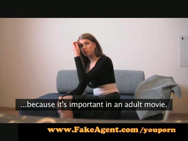 Public Agent Brunette Pov