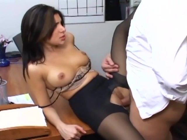 Sexy Secretary Fuck Office