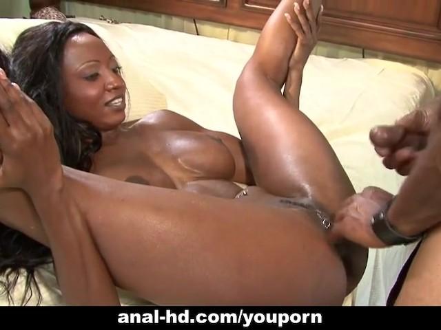 Diamond Jackson anal pornosort muskuløs køn