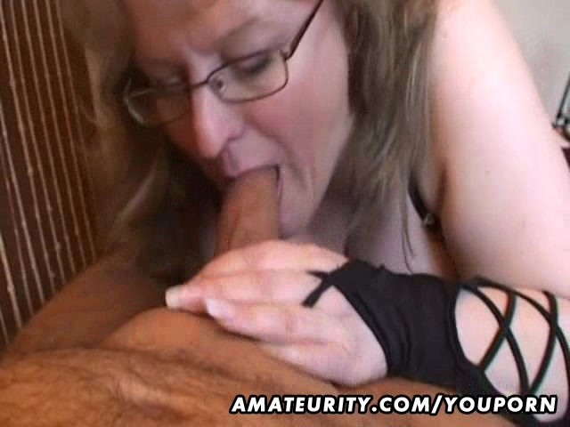 Wife Blowjob Cum Her Tits