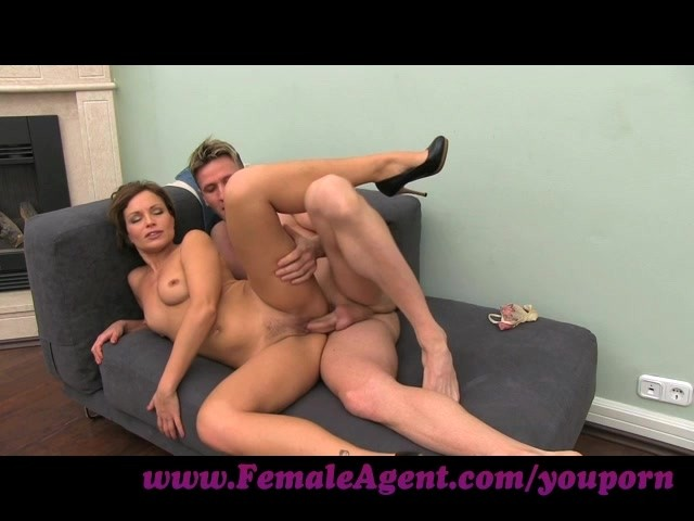 Femaleagent Passionate And Mature Casting Fuck - Free -9326