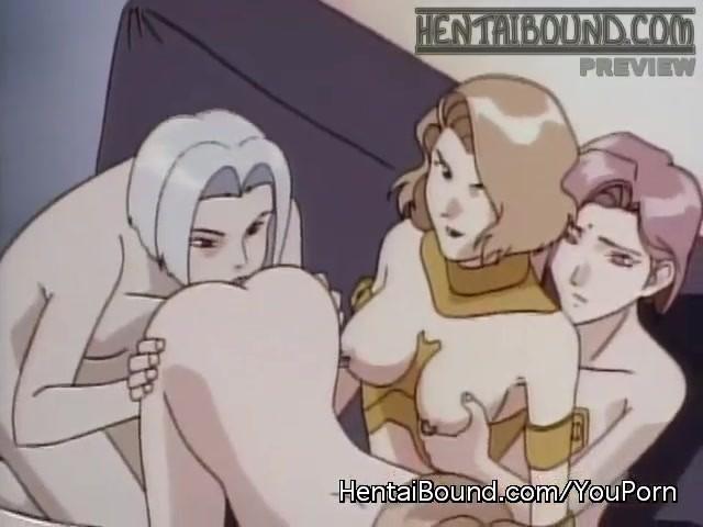 Orgie Hentai