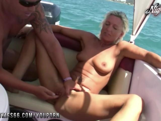 Nightkiss66 - Auf Bootstour Gefickt - Free Porn Videos