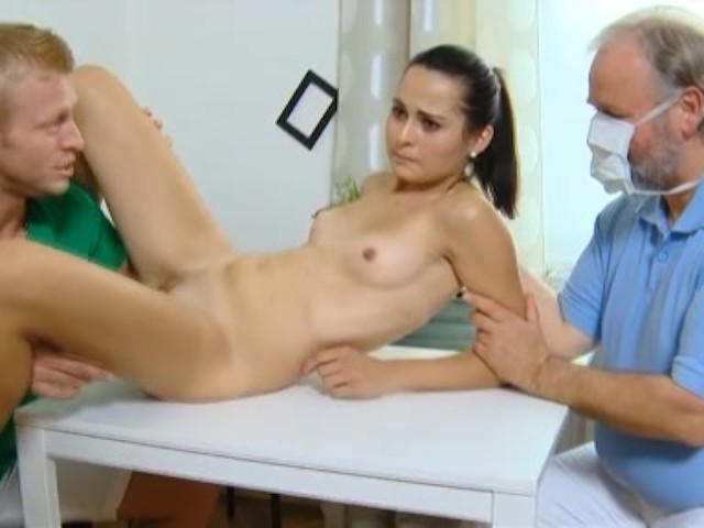 Lesbian First Time Real
